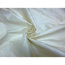 Tissu Taffetas Fond Blanc Cass 201 Imprim 201 Petites Fleurs A0008
